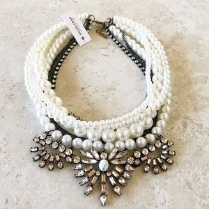 Baublebar Pearl Statement Necklace